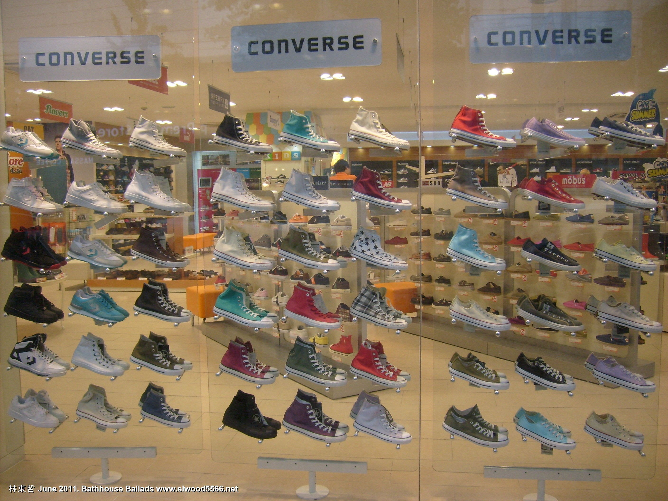 converse shoes korea