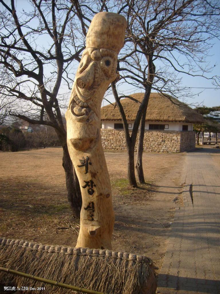 fascinating physogs  u2013 a tour of some korean totem poles