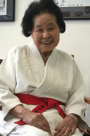 Keiko Fukuda - a truly inspirational figure